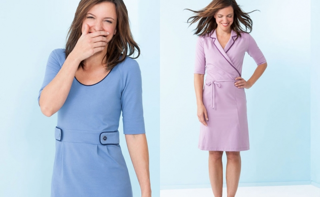 LE PEP: Feminine dresses with a taste of Paris