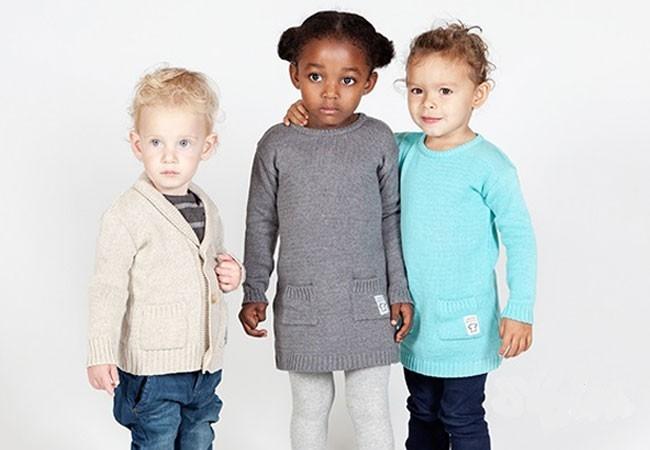 Those Baby Basics: Stylish<br>Classics For Little Ones